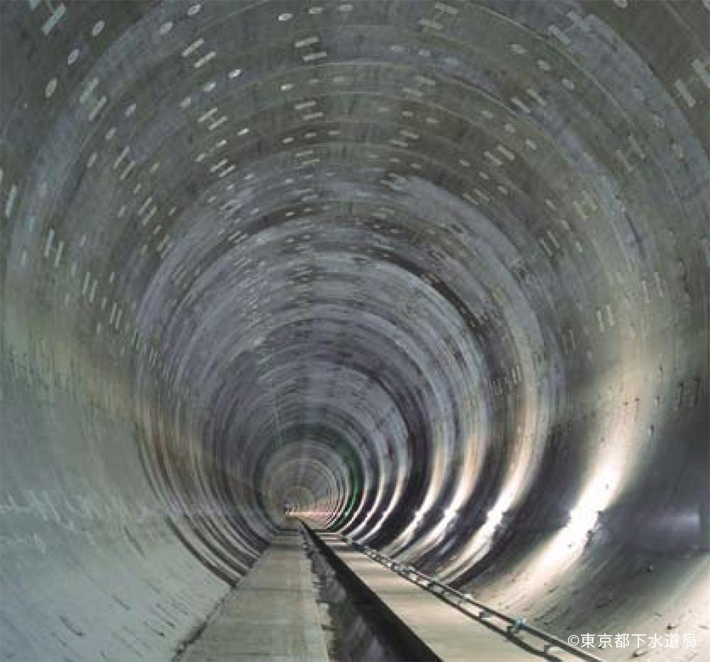 下水道教育 写真素材集 下水道アドベンチャー 東京都下水道局